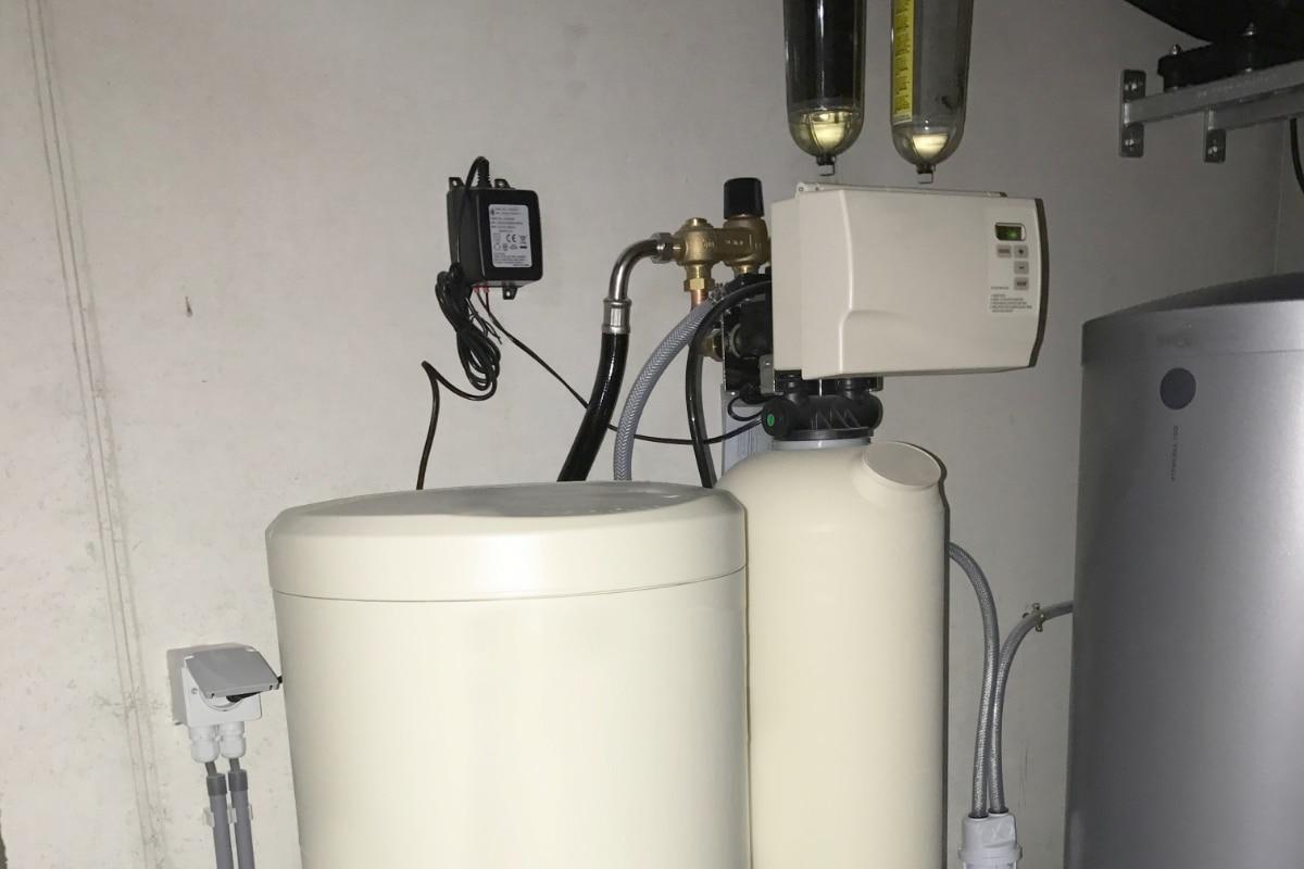fonctionnement adoucisseur d'eau